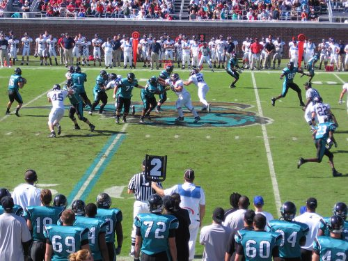 Coastal Carolina Chanticleers vs Georgia Southern Eagles
