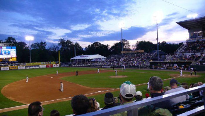 Harrisburg Senators FNB Field
