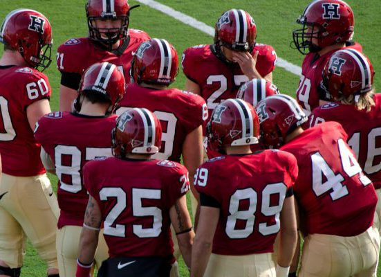 Harvard Crimson football