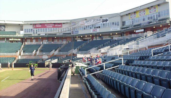 Jackson Generals The Ballpark at Jackson