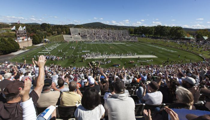 Goodman Stadium Homecoming Lehigh University football game