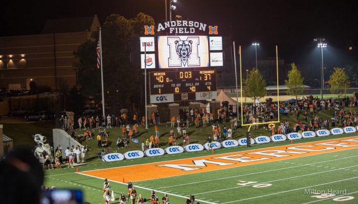 Mercer Bears Five Star Stadium
