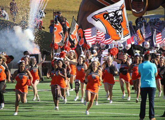 Mercer Bears football