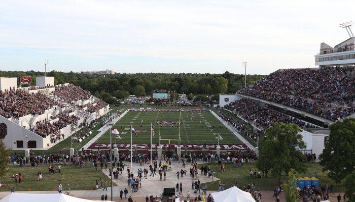 Robert W Plaster Stadium