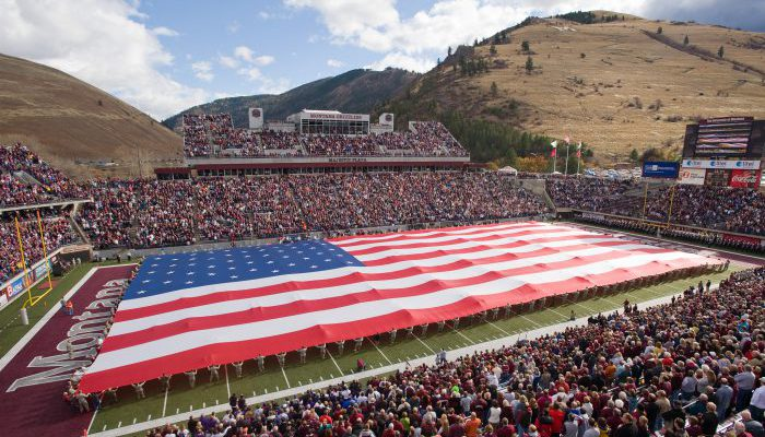 Washington–Grizzly Stadium