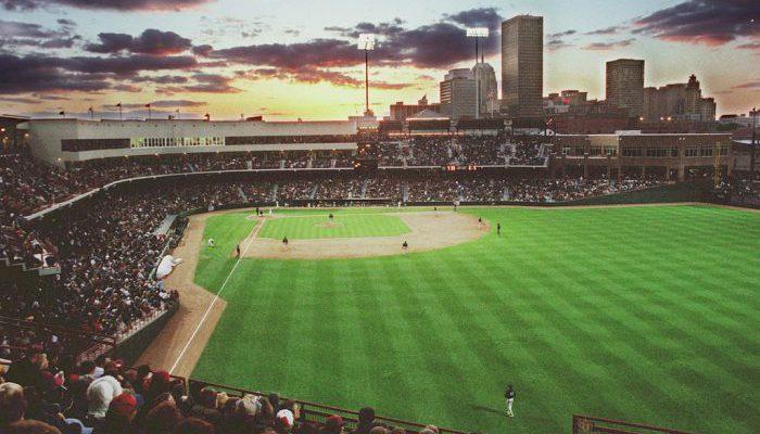 Chickasaw Bricktown Ballpark