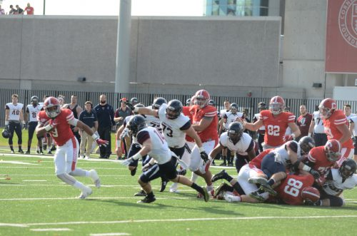 Penn vs Cornell Football