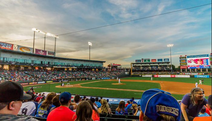 Round Rock Express Dell Diamond