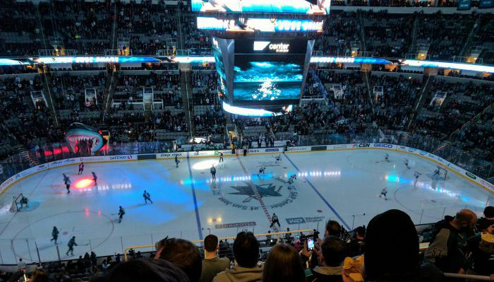 San Jose Barracuda SAP Center