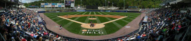 Scranton Wilkes Barre RailRiders PNC Field