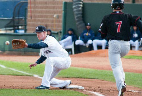 Colorado Springs Sky Sox vs Oklahoma City Dodgers