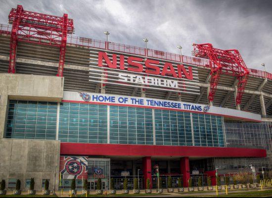 Tennessee State Tigers Nissan Stadium
