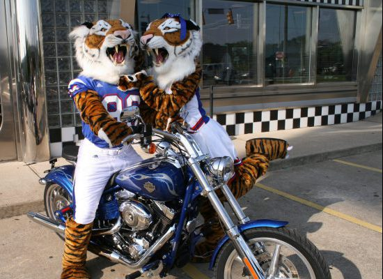 Tennessee State Tigers mascots
