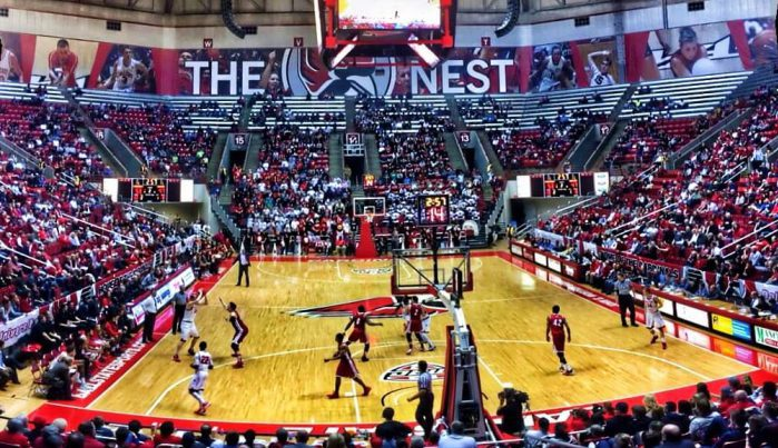 Ball State Cardinals Basketball Worthen Arena