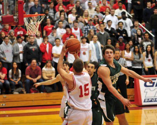 Dartmouth Big Green Basketball Leede Arena Cornell Big Red