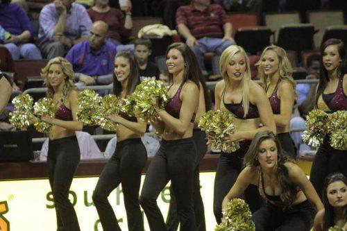 florida state university seminoles golden girls