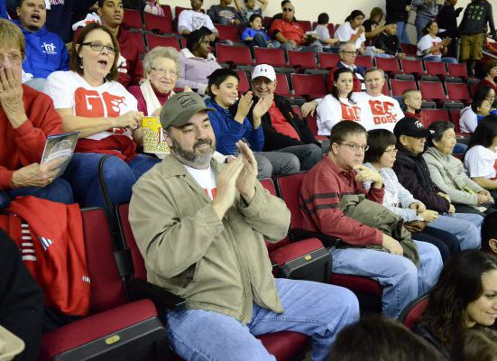 Fresno State Bulldogs fans
