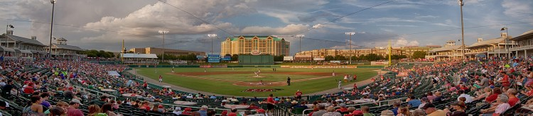 Frisco RoughRiders Dr Pepper Ballpark