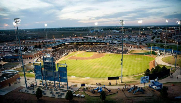 Midland RockHounds Security Bank Ballpark