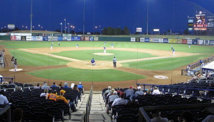 Midland RockHounds Security Bank Ballpark