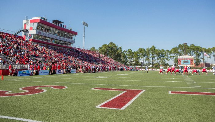 Manning Field at John L Guidry Stadium