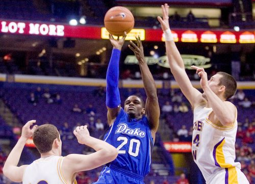 Northern Iowa Panthers vs Drake Bulldogs Basketball