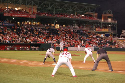 Northwest Arkansas Naturals vs Springfield Cardinals