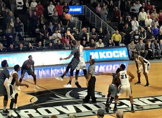 Providence Friars Basketball