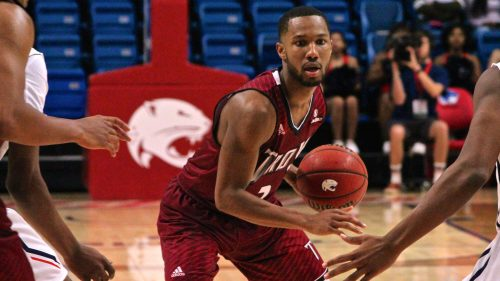 Troy Trojans Basketball South Alabama Jaguars