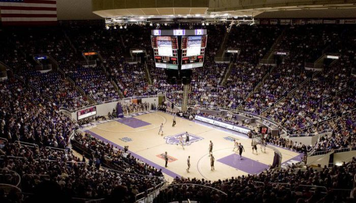 Dee Events Center Weber State Wildcats