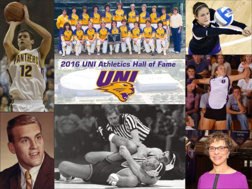 Northern Iowa Panthers Athletic Hall of Fame
