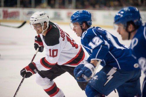 Binghamton Devils vs Syracuse Crunch