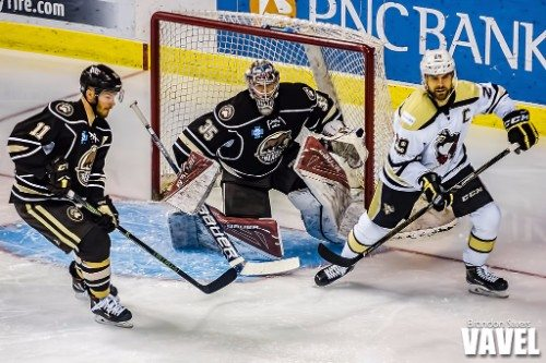WBS Penguins vs Hershey Bears