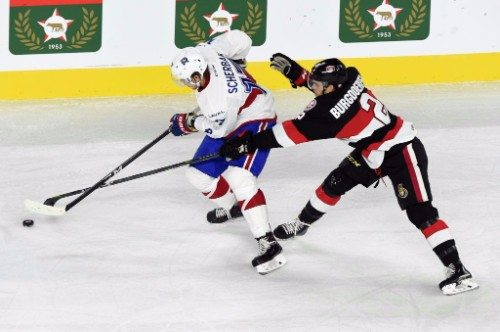 Laval Rocket vs Belleville Senators