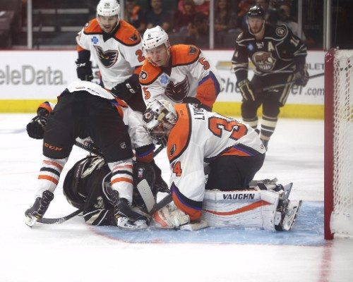 Hershey Bears vs Lehigh Valley Phantoms