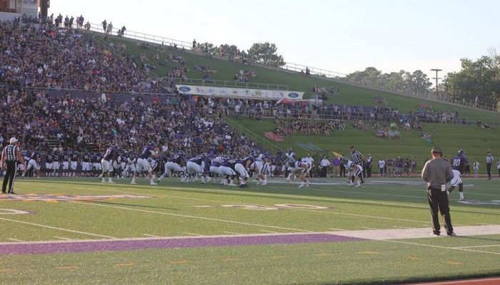 Abilene Christian Wildcats Anthony Field at Wildcat Stadium