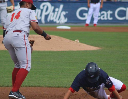 Altoona Curve vs Reading Fightin Phils