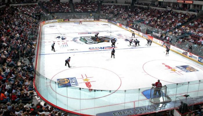 Bakersfield Condors Rabobank Arena