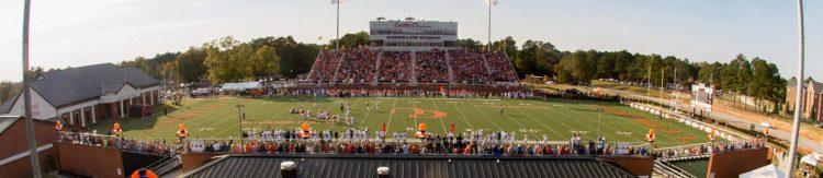 Barker Lane Stadium