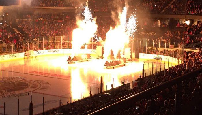 Allstate Arena Chicago Wolves