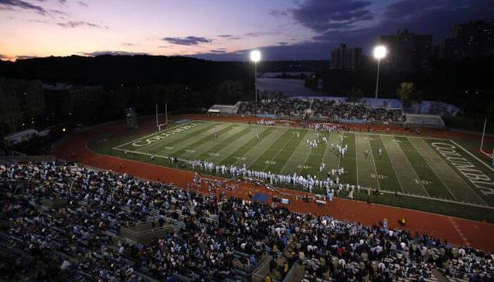 Columbia Lions Robert K Kraft Field Lawrence A Wien Stadium