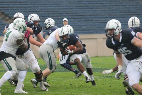 Dartmouth vs Yale football