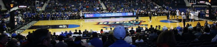 Wintrust Arena DePaul Blue Demons