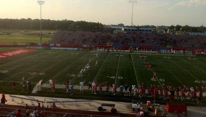 Alumni Stadium Delaware State