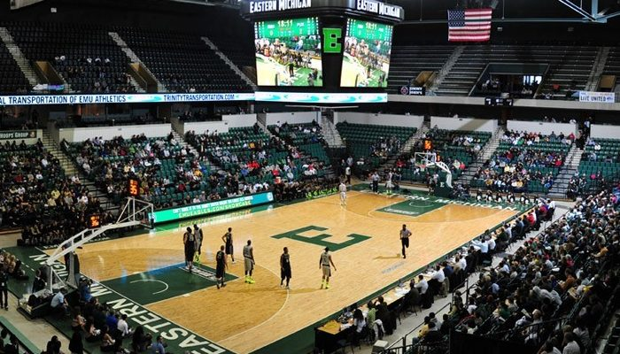 Convocation Center Eastern Michigan