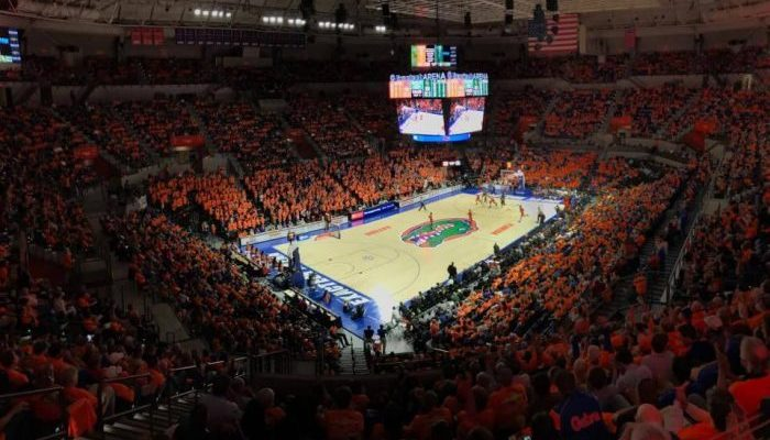Florida Gators O Connell Center