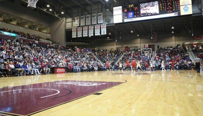 Little Rock Trojans Jack Stephens Center