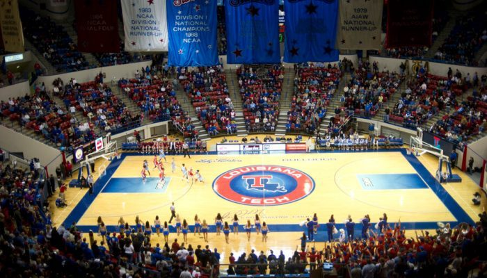 Louisiana Tech Bulldogs Thomas Assembly Center