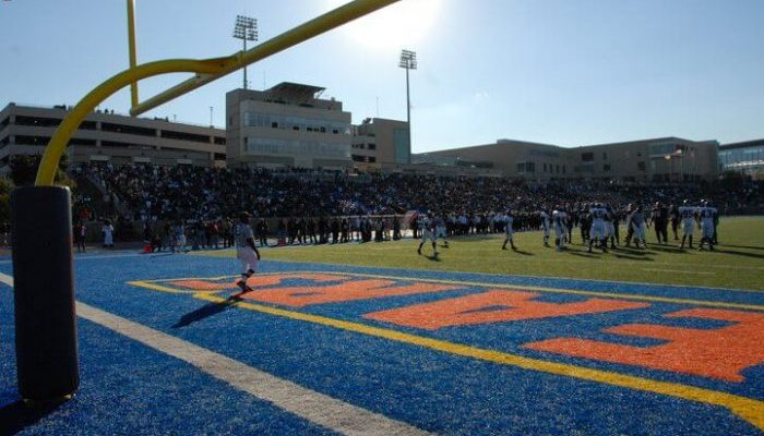 Morgan State Bears Hughes Stadium