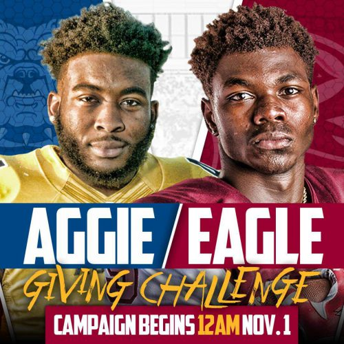 North Carolina AT Aggies vs North Carolina Central Eagles
